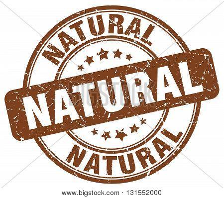 natural brown grunge round vintage rubber stamp.natural stamp.natural round stamp.natural grunge stamp.natural.natural vintage stamp.