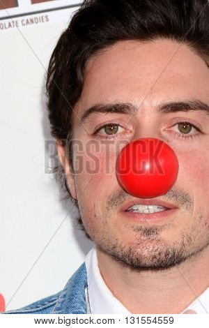 LOS ANGELES - MAY 26:  Ben Feldman at the Red Nose Day 2016 Special at Universal Studios on May 26, 2016 in Los Angeles, CA