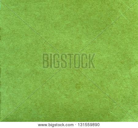 Vintage Green Paper