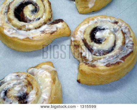 Cinnamon Swirls