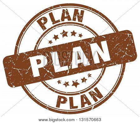plan brown grunge round vintage rubber stamp.plan stamp.plan round stamp.plan grunge stamp.plan.plan vintage stamp.