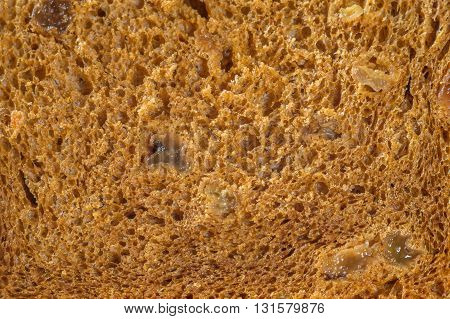 Bread With Raisins