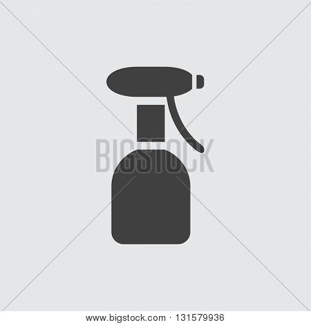 Spray bottle icon illustration isolated vector sign symbol