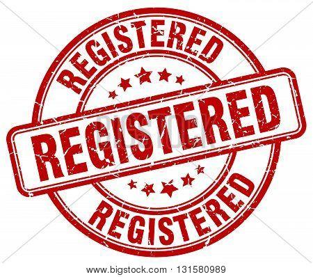 registered red grunge round vintage rubber stamp.registered stamp.registered round stamp.registered grunge stamp.registered.registered vintage stamp.