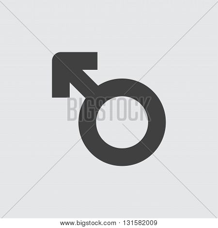 Gender woman icon illustration isolated vector sign symbol