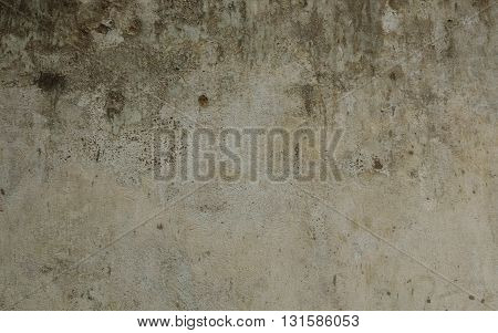 Old wall with cracks and peeling paint texture background