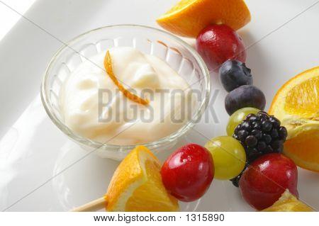 Fruit & Dip
