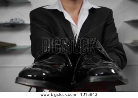 Varnished Shoes