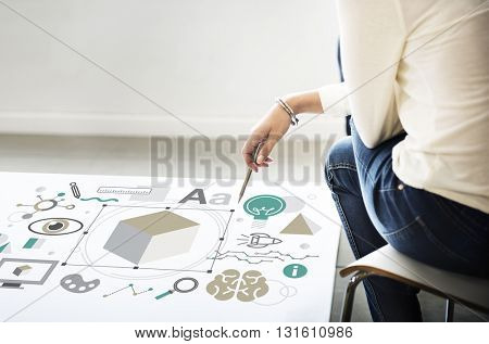 Creation Design Innovation Creativity Vision Concept
