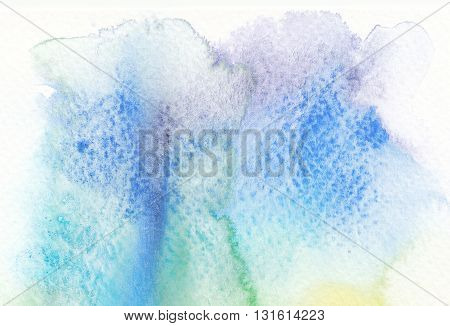 abstract colorful rough grunge textures watercolor background