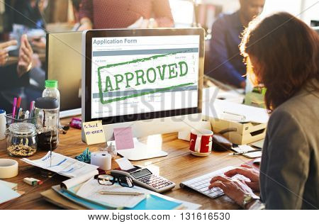 Approved Agreement Allowed Validation Concept