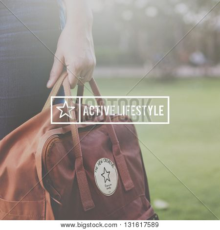 Health Healthy Lifestyle Active Fit Concept