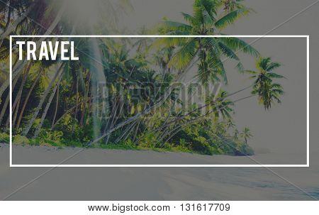 Travel Holiday Tour Destination Adventure Concept