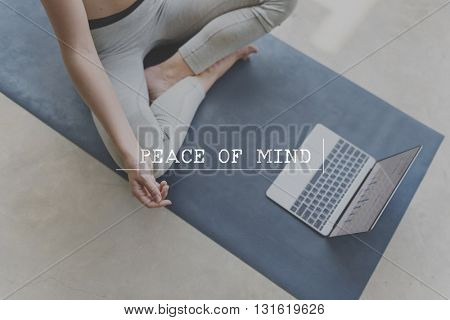 Peace Of Mind Calmness Harmony Concept