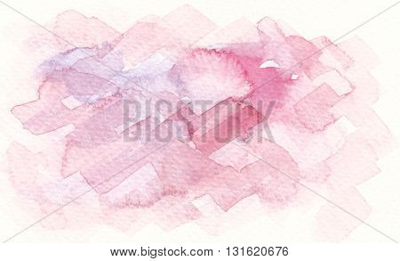 abstract grunge rough purple watercolor textures background