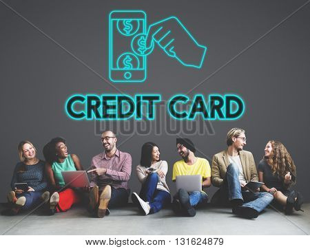 Credit Cash Payment Banking Money Concept