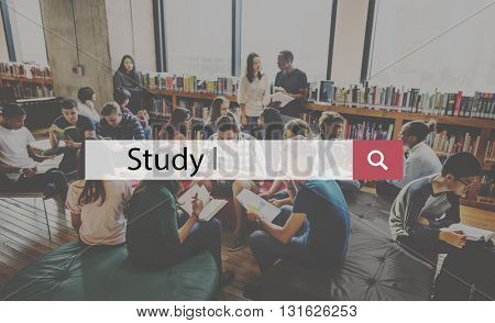 Study Education Improvement Wisdom Ideas Learn Concept