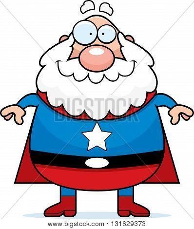 Superhero Grandpa