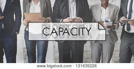 Capacity Competence Development Efficiency Ability Concept