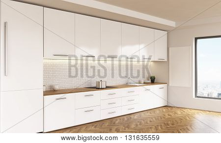 Kitchen Sideview