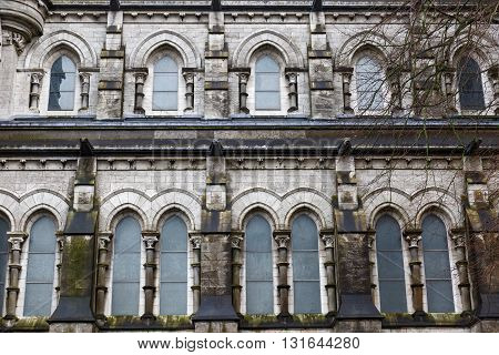 Photo of saint Fin Barre's Cathedral in Cork city
