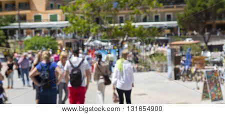 THE blur city lifestyle SUMMER  background summer