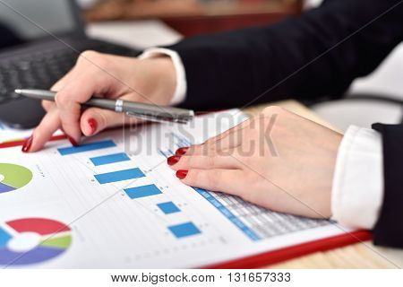 Examines Business Plan