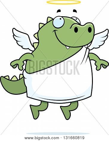 Lizard Angel