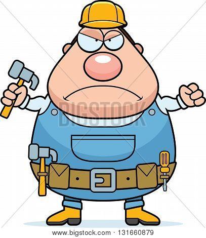 Angry Handyman