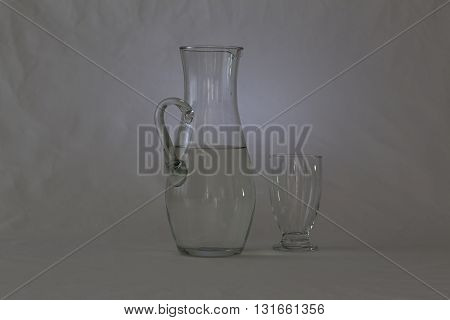 Jug And A Glass