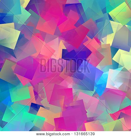 Abstract coloring horizon gradients background with visual wave effect