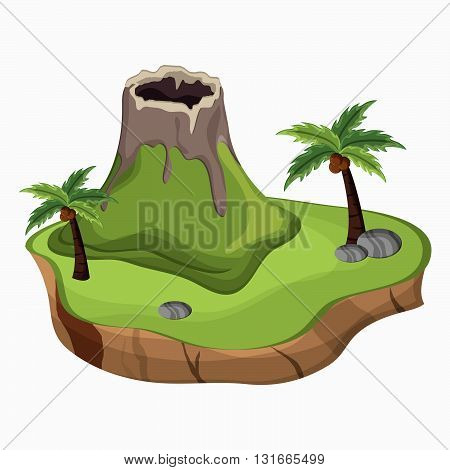 Beach concept with icon design, vector illustration 10 eps graphic.