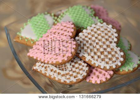 Tasty Cookies Heart