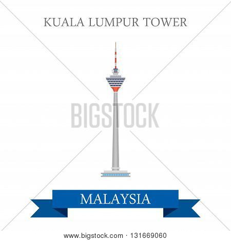 Kuala Lumpur Tower Malaysia attraction travel landmark