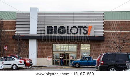Big Lots Store