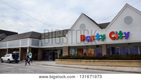 Party City Ann Arbor Store