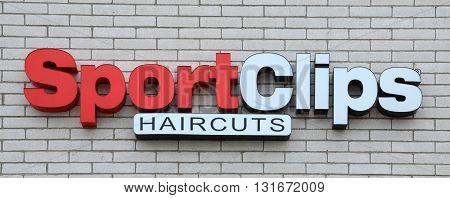 Sport Clips Ann Arbor Store Logo