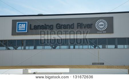 Lansing Gm Grand River Plant