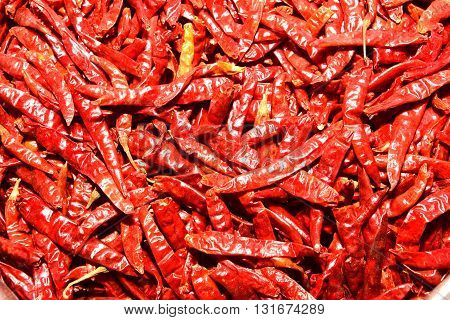 Dried pepper, Dried chile peppers can be earthy, floral, fruity, hot, smoky and sweet and they come in various shapes and sizes