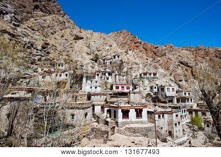 Hemis Monastery in Ladakh, India. Hemis is a famous monestery in Leh, Ladakh.