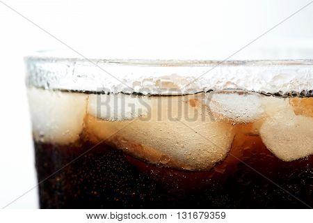 Black Soda Glass