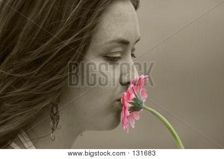 Beautiful Love - Kissing Flower