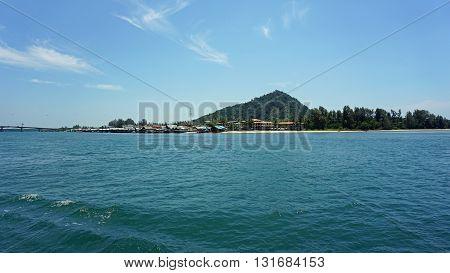 Ko Lanta Coastline