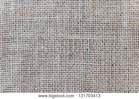 Brown sackcloth texture background - gunny bag