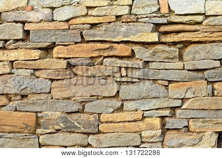 stone built wall texture ready for your design