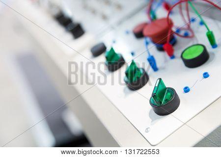 Electro panel