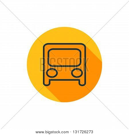 Vector Bus Icon