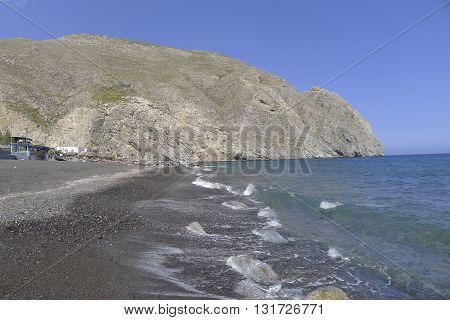 Beach Of Exo Gialos