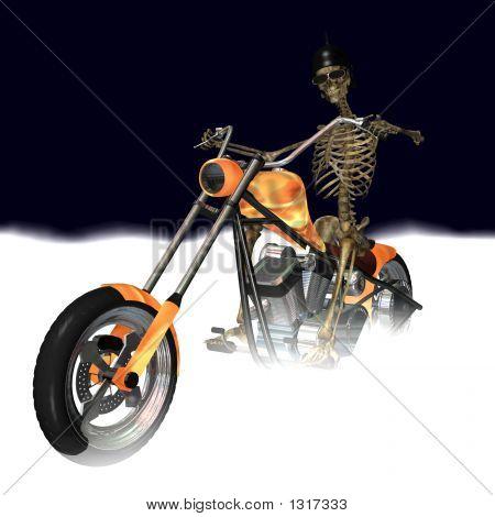 Skeleton Chopper 2