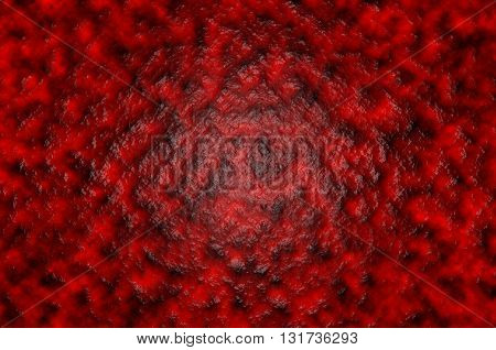conceptual red liquid. conceptual red substance. Abstract red background cloth or liquid wave illustration, background, texture.  Liquid paint. 3D texture, 3D background